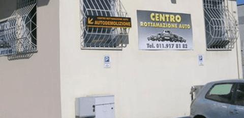 Centro rottamazione