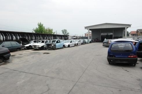 Deposito auto incidentate