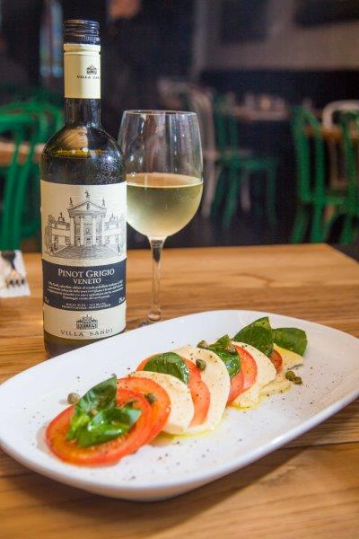 Casa Nostra restaurant offering authentic Italian cuisine in Christchurch, NZ