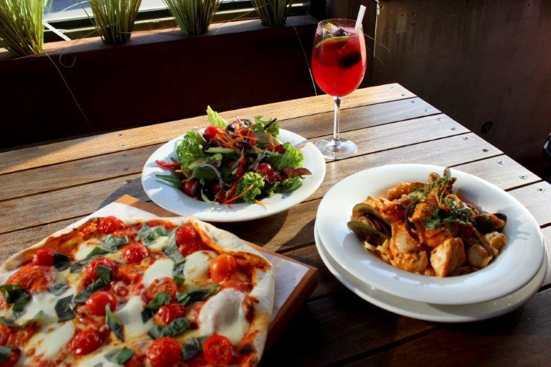 Casa Nostra restaurant offers authentic Italian cuisine and fine wine in Christchurch, NZ