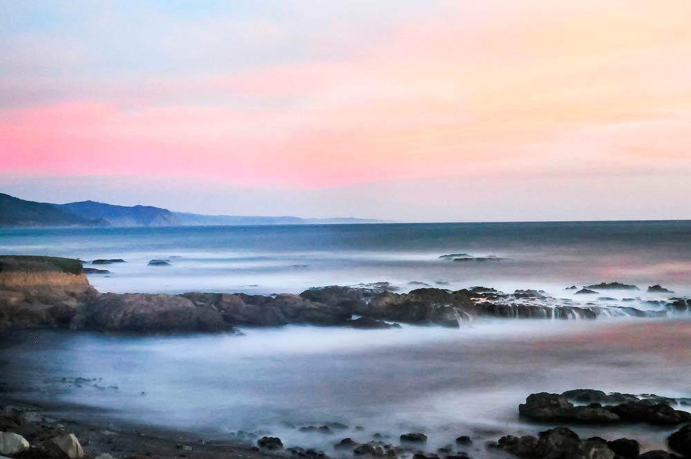 Lost Coast Shoreline Ten Stop
