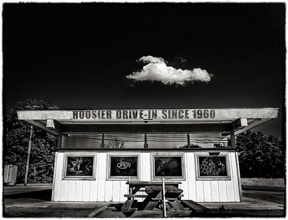 Hoosier drive in