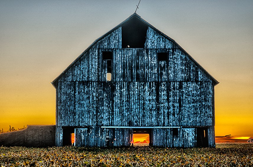 state line barn