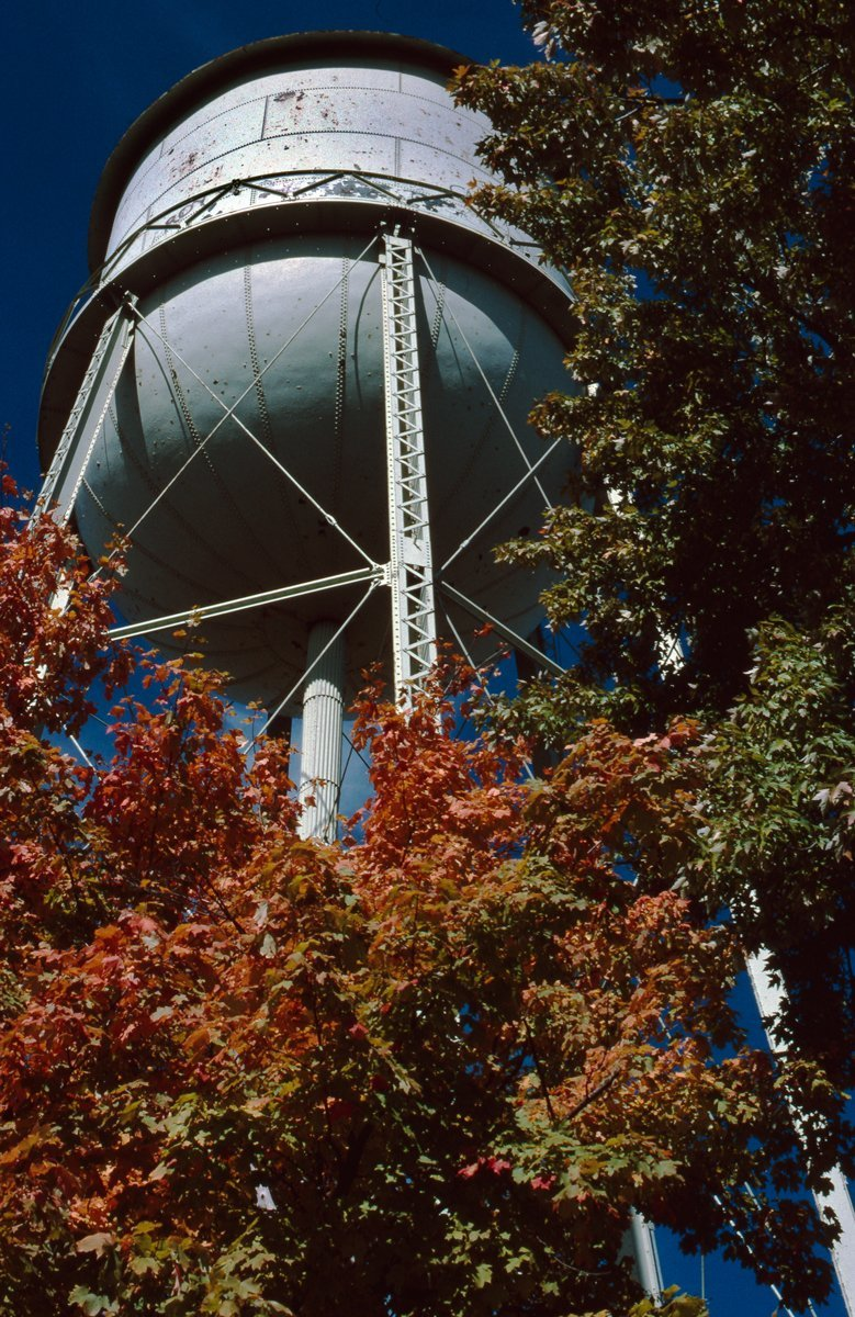 Oxford Ohio Water Tower