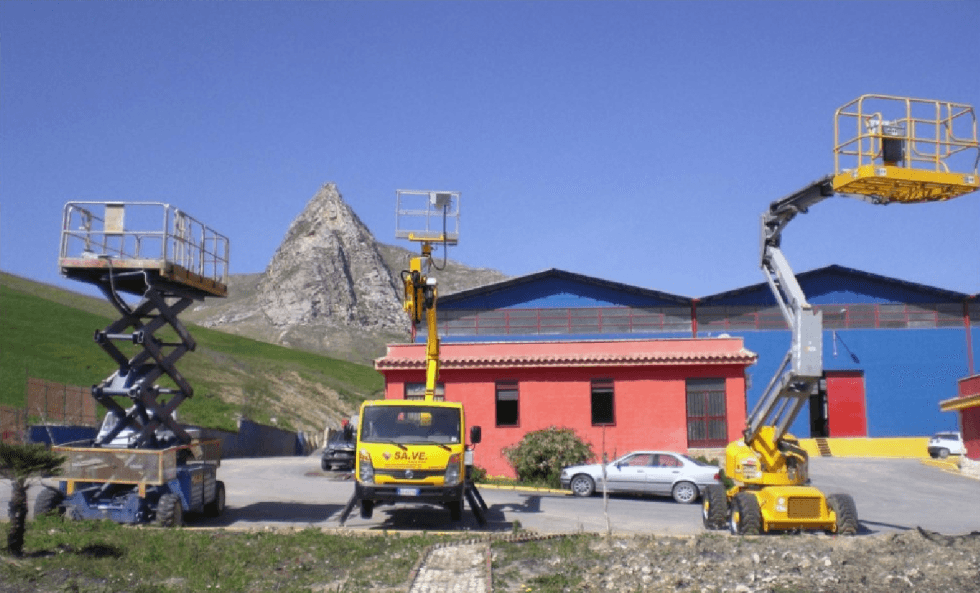 aerial work platforms for hire