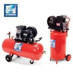 compressori elettrici, aria compressa
