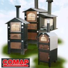 forni per esterni, stufe a legna, forni per giardini