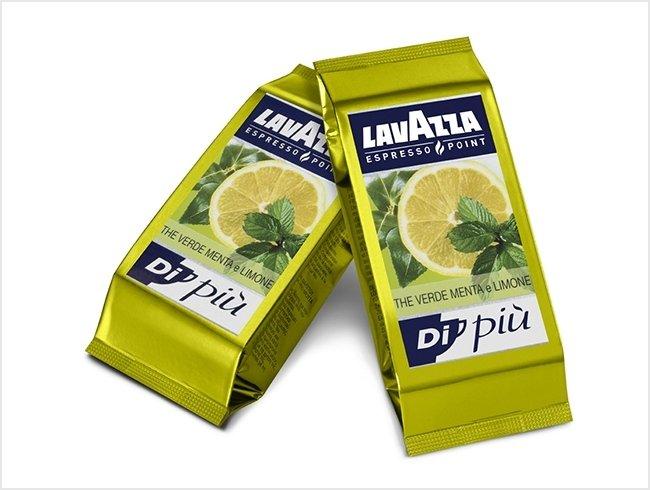 cialde tè Menta Limone
