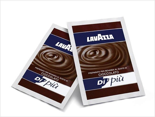 cialde doppio cioccolato