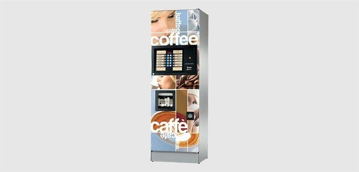 Venezia Collage Espresso distributori