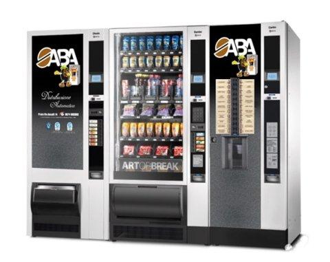 personalizzazione distributori automatici