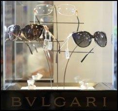 assortimento di occhiali