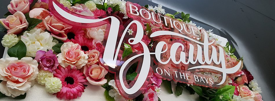 Beauty on the bays banner