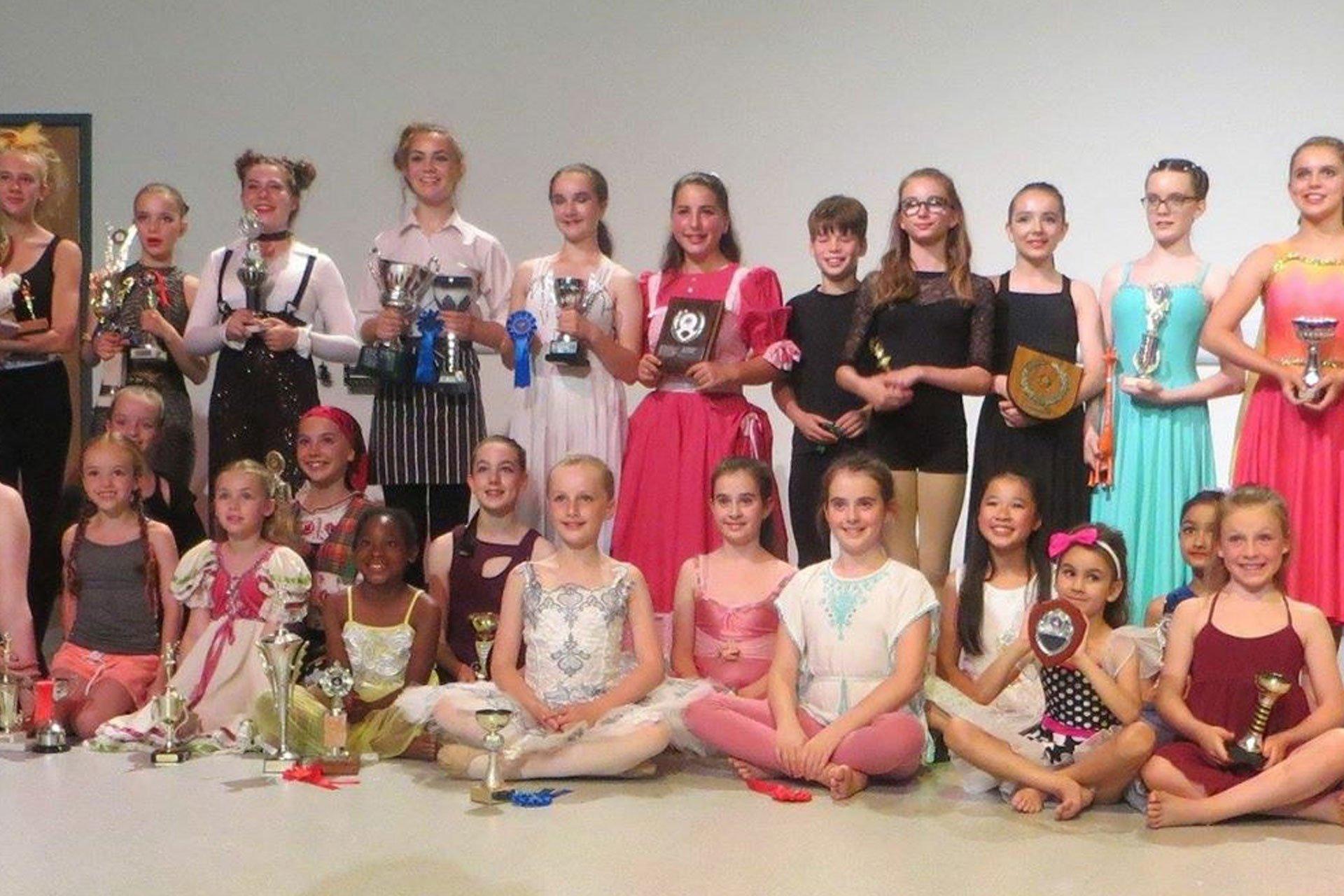 dancing school staff