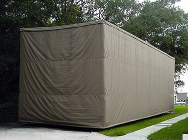 touchless rv cover closed - Rv Cover