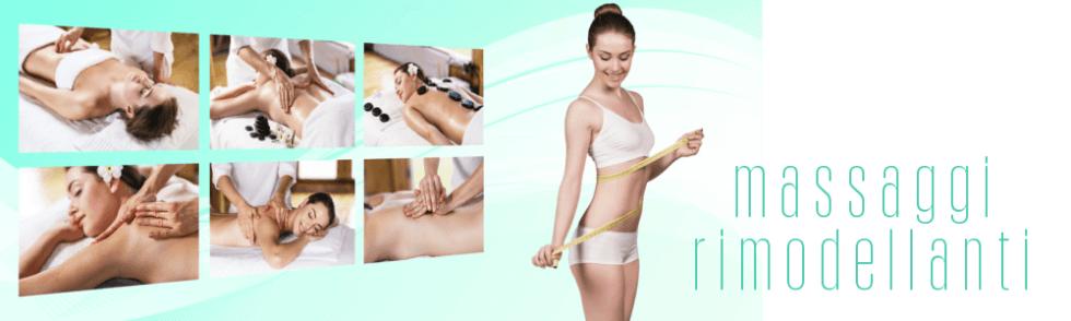 Massaggi rimodellanti