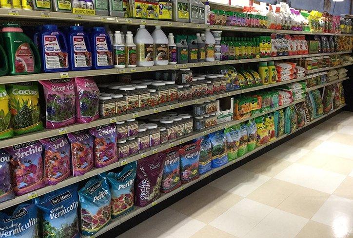 Garden Supplies College Station, TX