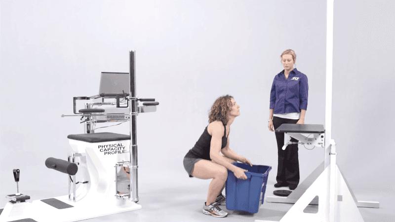 Post Offer Employment Testing - Equipment