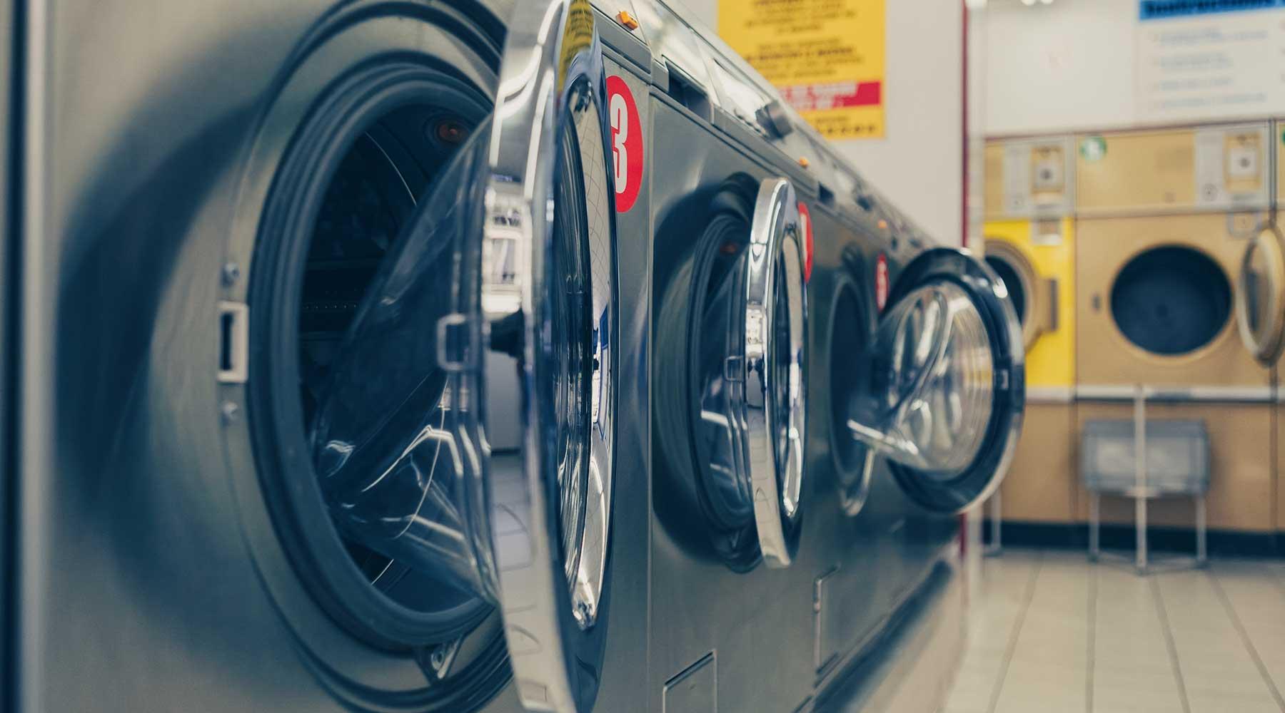 jal lavanderia industriale