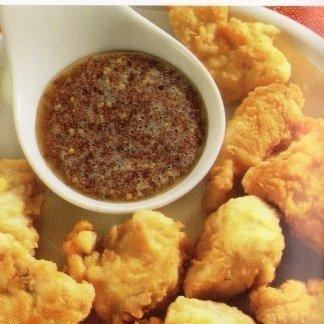 Pollo in salsa di senape e miele
