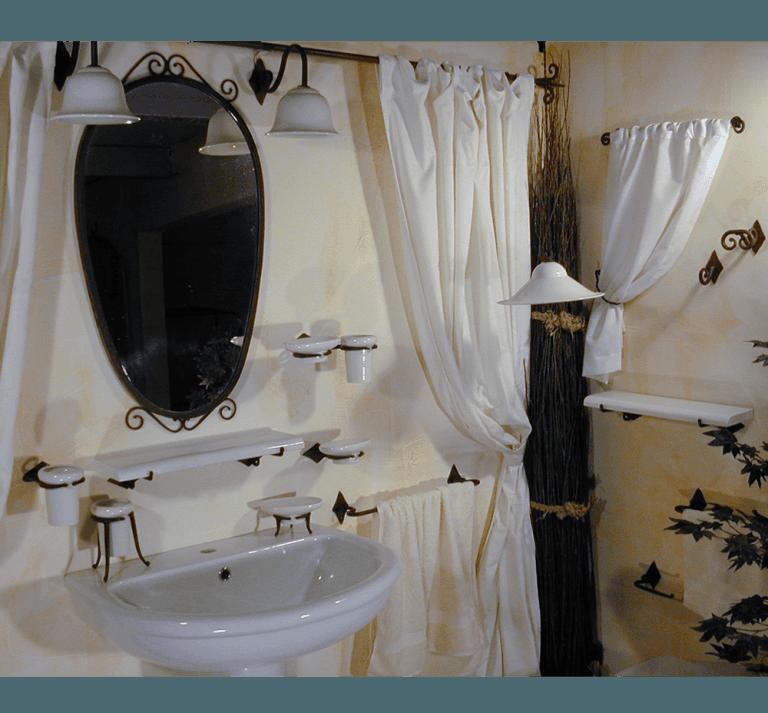 accessori bagno capannoli prezzi tags » accessori bagno capannoli ... - Arredo Bagno In Ferro Battuto Prezzo