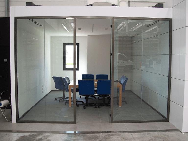 vetrate in alluminio