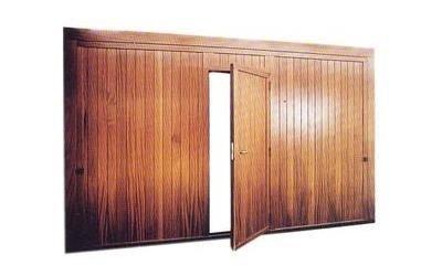 Porta garage Metalinfissi