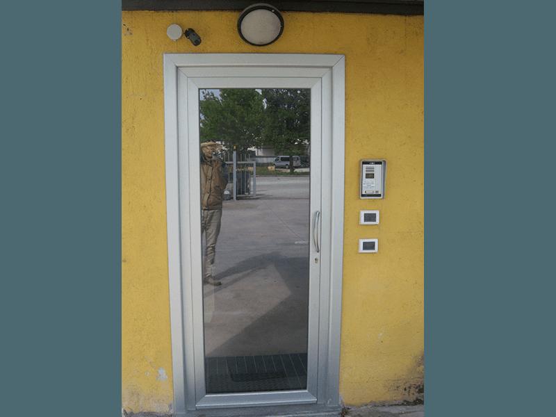 serramenti ed infissi in alluminio