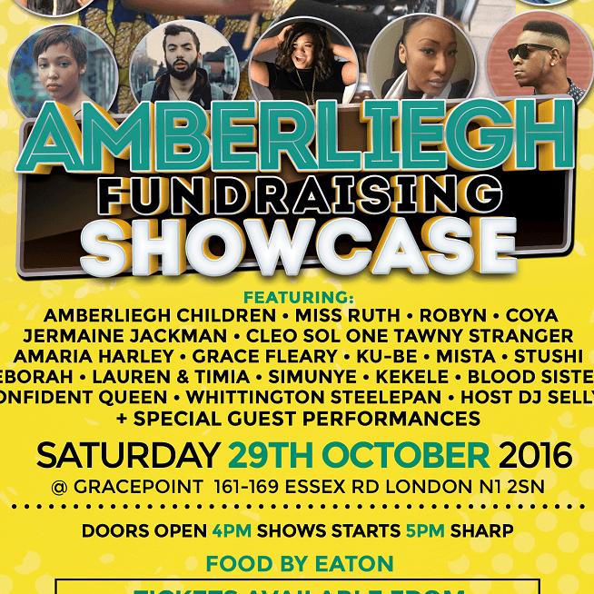 Amberliegh Fundraising Talent Showcase