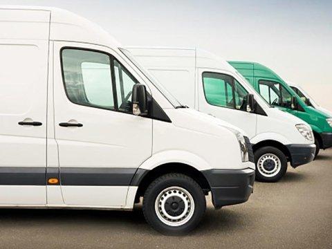 furgoncino trasporto merci