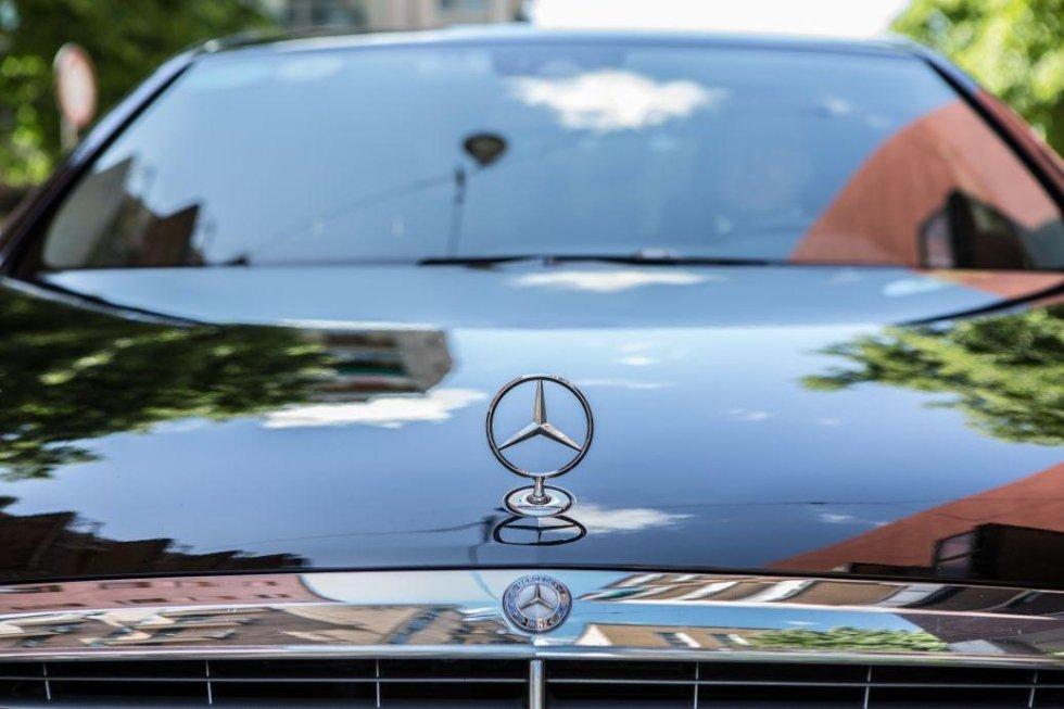 Mercedes noleggio