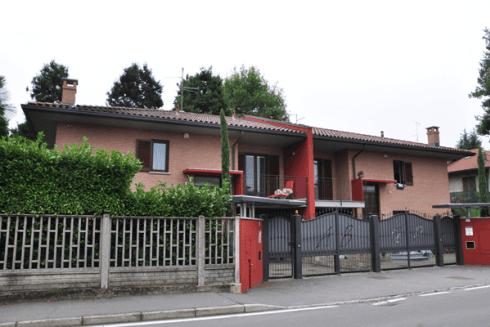 Bifamiliare in Bregnano (CO)