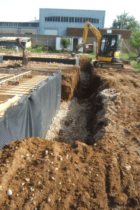 Costruzione edificio plurifamiliare in Guanzate (CO)