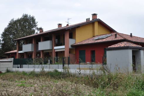 edificio in Lomazzo