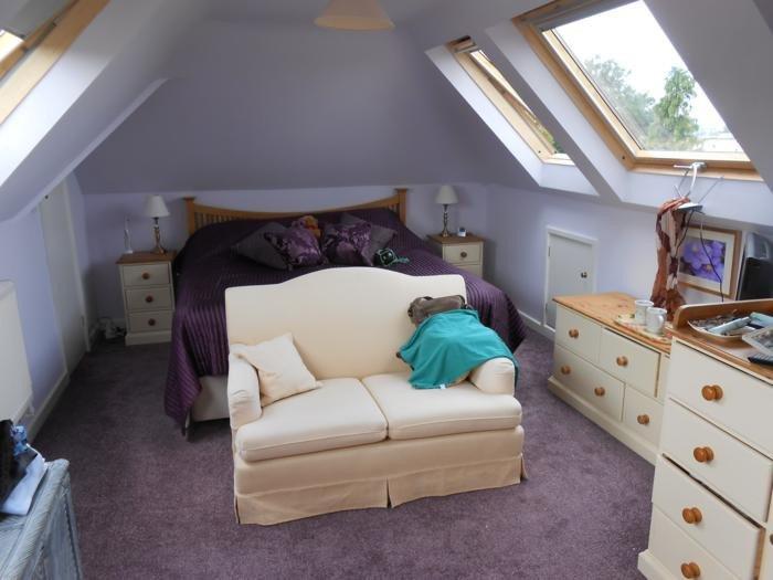 Rooflight loft conversion