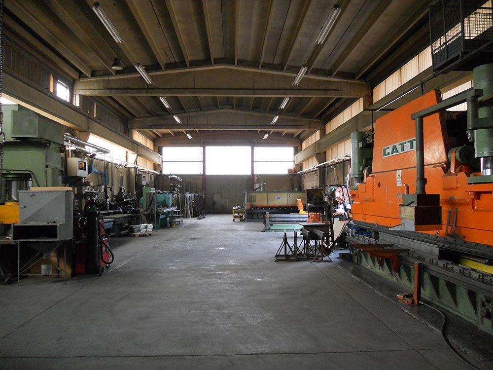 saldatura alluminio, carpenteria leggera, riparazione macchine agricole