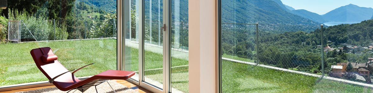fast glass interior house glass windows