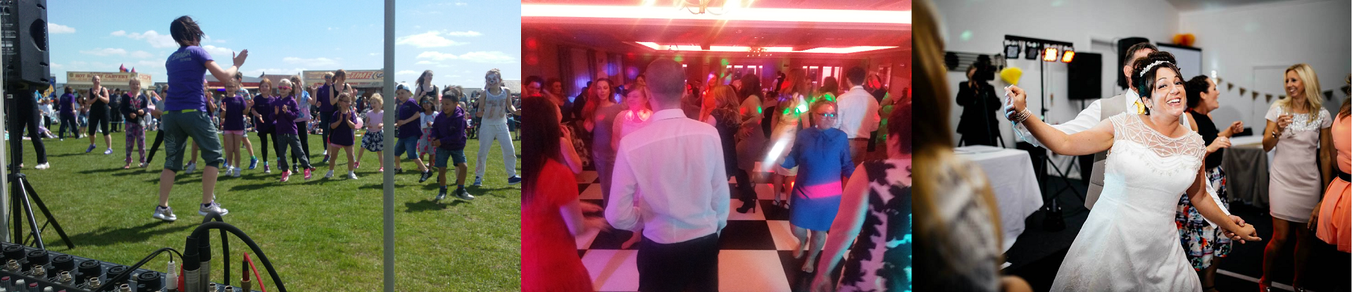 Book your mobile disco now to save the date with Light 'n' Soul Events on 07738127380