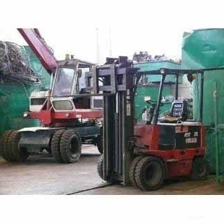trasporto rottami ferrosi