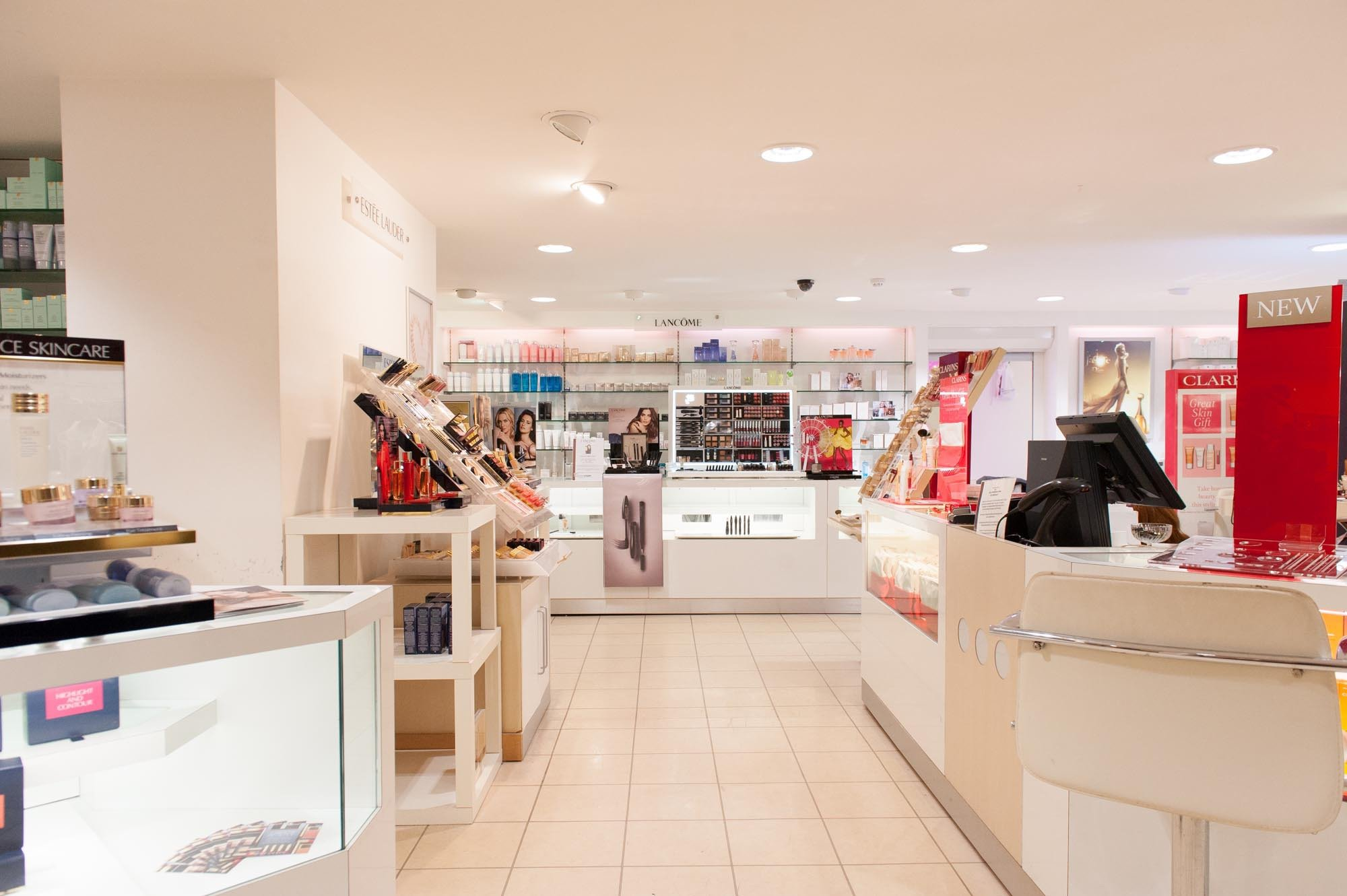 Interior view of our department Store In Spalding