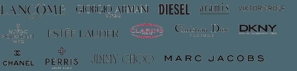 Designer make up and fragrance brands in Spalding