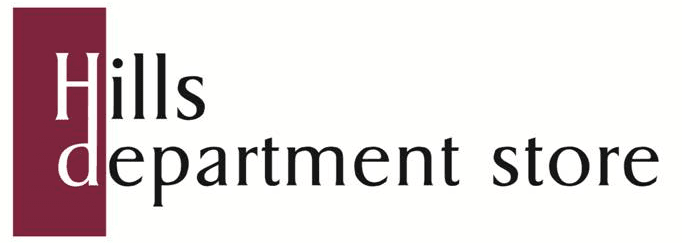 Hills department store logo