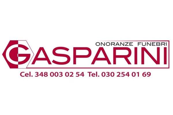 logo Onoranze Funebri Gasparini