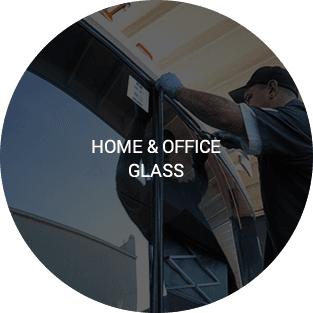 glass repairs on office or home