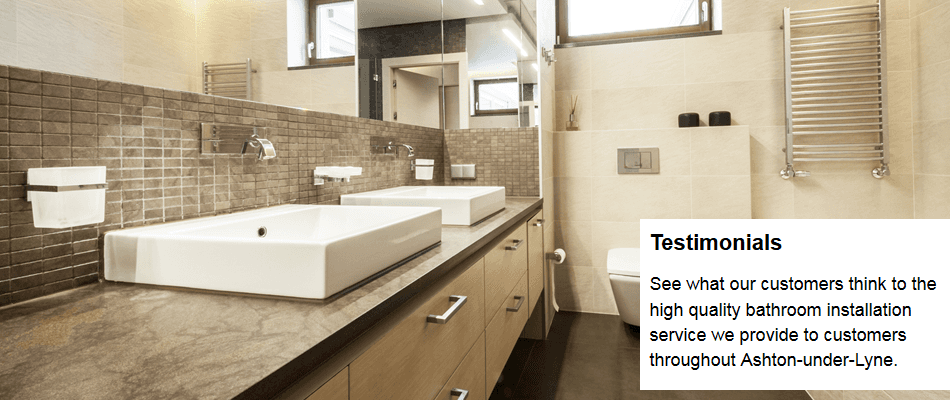 Testimonials for Watermark Bathrooms in Ashton-under-Lyne ...