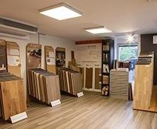 magazzino legno e laminati