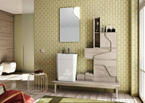 Arredo bagno moderno e mobili da bagno contemporanei