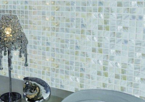 piastrelle a mosaico per rivestimenti