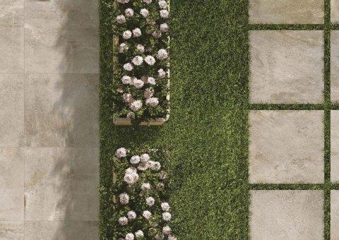 pavimento in ceramica per esterni