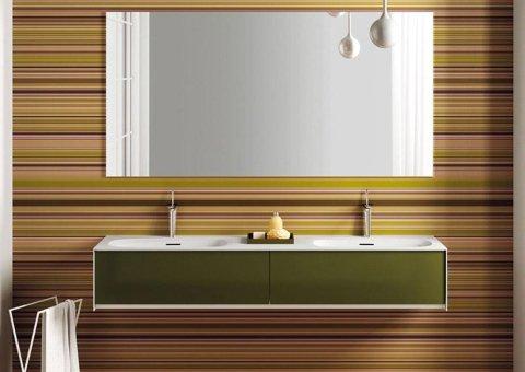lavandini con specchio